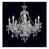Elegant Lighting 7831D26C/SA Alexandria 7 Light 26 inch Chrome Dining Chandelier Ceiling Light in Spectra Swarovski alternative photo thumbnail
