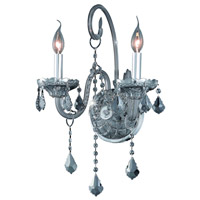 Elegant Lighting Silver Shade Wall Sconces