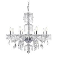 Glass Elliott Chandeliers