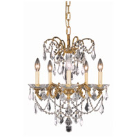 Elegant Lighting French Gold Pendants