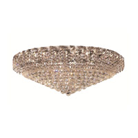 Elegant Lighting Belenus 28 Light Flush Mount in Chrome with Elegant Cut Clear Crystal ECA1F36C/EC alternative photo thumbnail