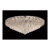 Elegant Lighting Belenus 28 Light Flush Mount in Chrome with Royal Cut Clear Crystal ECA4F36C/RC alternative photo thumbnail