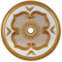Medallion Gold Ceiling Medallion