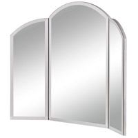 Elegant Lighting MF6-1039S Contempo 32 X 24 inch Silver Paint Dressing Mirror