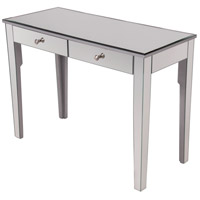 Elegant Lighting MF6-1040S Contempo 42 inch Silver Paint Dressing Table Home Decor