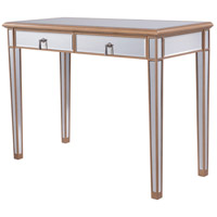 Elegant Lighting MF6-1106G Contempo 42 X 31 inch Gold Paint Dressing Table