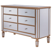 Contempo Gold Paint Dresser