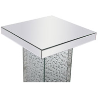 Elegant Lighting MF92006 Modern 26 X 18 inch Clear Mirror End Table alternative photo thumbnail
