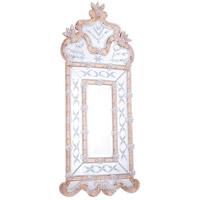 Elegant Lighting Murano Mirror in Gold MR-1016