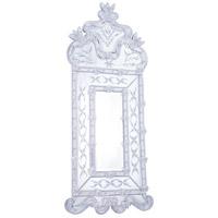 Elegant Lighting Murano Mirror in Silver MR-1017