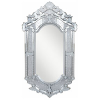 Venetian 48 X 28 inch Clear Mirror Wall Mirror Home Decor