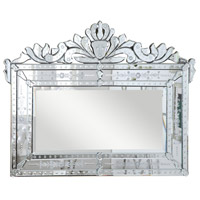 Elegant Lighting MR-2005C Venetian 43 X 43 inch Clear Mirror Wall Mirror