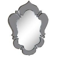 Elegant Lighting Venetian 25.6-in. Mirror in Grey Mirror MR-2006GR