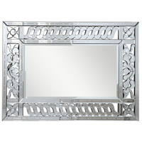 Venetian 47 X 32 inch Clear Mirror Mirror Home Decor
