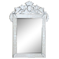 Elegant Lighting MR-2014C Venetian 36 X 28 inch Clear Mirror Wall Mirror