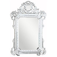Elegant Lighting MR-2016C Venetian 55 X 39 inch Clear Mirror Wall Mirror