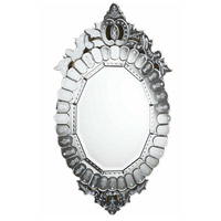 Venetian 40 X 22 inch Clear Mirror Mirror Home Decor