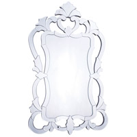 Elegant Lighting MR-2034 Venetian 43 X 26 inch Clear Mirror Wall Mirror