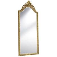Elegant Lighting Antique Mirror in Gold MR-2046