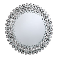 Elegant Lighting Modern 39.4 Crystal Mirror MR-3060