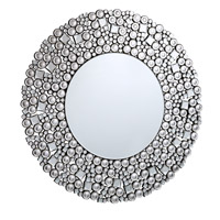 Elegant Lighting Modern 35.5 Crystal Mirror MR-3063