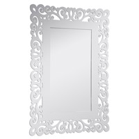 Modern 55 X 38 inch Clear Mirror Wall Mirror Home Decor