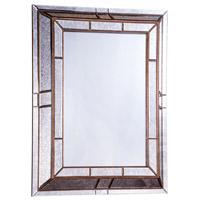 Elegant Lighting Antique 48-in. Mirror in Clear Mirror MR-3178