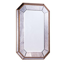Antique 47 X 32 inch Clear Mirror Wall Mirror Home Decor
