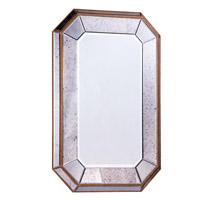 Elegant Lighting MR-3180 Antique 47 X 32 inch Clear Mirror Wall Mirror Home Decor