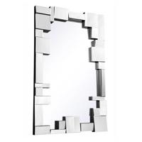 Elegant Lighting Modern 49.6-in. Mirror in Clear Mirror MR-3192