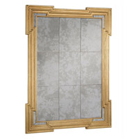 Antique 40 X 30 inch Clear Mirror Mirror Home Decor