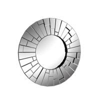 Elegant Lighting Modern 48-in. Mirror in Clear Mirror MR-3334