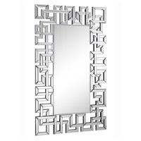 Elegant Lighting Modern 55-in. Mirror in Clear Mirror MR-3336