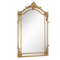 Elegant Lighting Antique 48-in. Mirror in Clear Mirror MR-3342 - Open Box