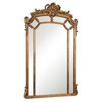 Elegant Lighting MR-3344 Antique 48 X 30 inch Clear Mirror Wall Mirror