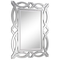Elegant Lighting MR-3347 Modern 40 X 28 inch Clear Mirror Wall Mirror