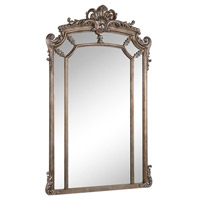 Elegant Lighting MR-3354 Antique 48 X 30 inch Clear Mirror Wall Mirror