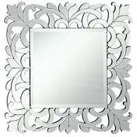 Modern 32 X 32 inch Clear Mirror Home Decor, Square