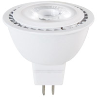Elitco Lighting by Elegant Lighting LED MR16 Spot Light 7 Watt 12V GU5.3 Bulb 5000K in White, Dim-Driver, 50 Watt Equivalent, 35, 530 Lumens, 80 CRI, MR16-7-D-50-35