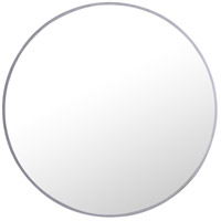 Elegant Lighting MR4033S Eternity 24 X 24 inch Silver Wall Mirror