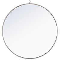 Elegant Lighting MR4063S Eternity 36 X 36 inch Silver Wall Mirror