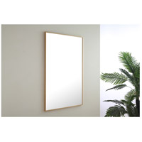 Elegant Lighting Mr4078br Eternity 42 X 28 Inch Br Wall Mirror Alternative Photo Thumbnail
