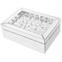 Sparkle Clear Jewelry Box