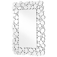 Elegant Lighting MR9121 Sparkle 47 X 31 inch Clear Wall Mirror Home Decor