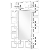 Elegant Lighting MR9129 Sparkle 48 X 32 inch Clear Wall Mirror Home Decor