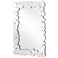 Elegant Lighting MR9135 Sparkle 35 X 23 inch Clear Wall Mirror Home Decor