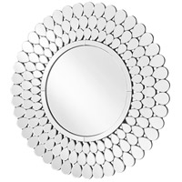 Elegant Lighting MR9155 Sparkle 40 X 40 inch Clear Wall Mirror Home Decor
