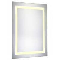 Nova 40 X 20 inch Lighted Wall Mirror in 3000K, Dimmable, 3000K, Rectangle, Fog Free
