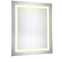 Elegant Lighting MRE-6013 Nova 30 X 24 inch Lighted Wall Mirror in 3000K, Dimmable, 3000K, Rectangle, Fog Free