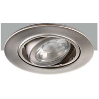 Elitco Recessed by Elegant Lighting 3-in. Brushed Nickel 35 Degree Adjustable Spot R3-488BN